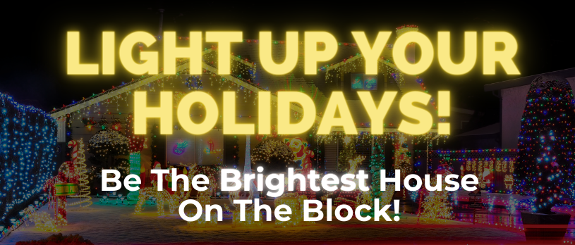 Keep Your Holiday Lights Lit! 💡🎄