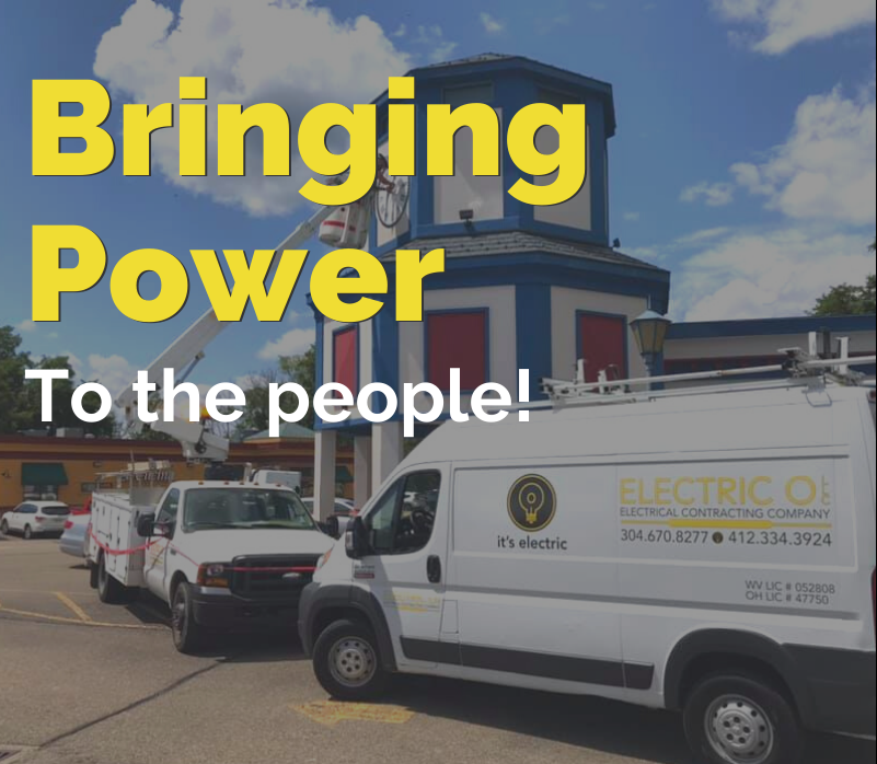Bringing Power To The People!