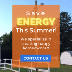 Save Energy This Summer!