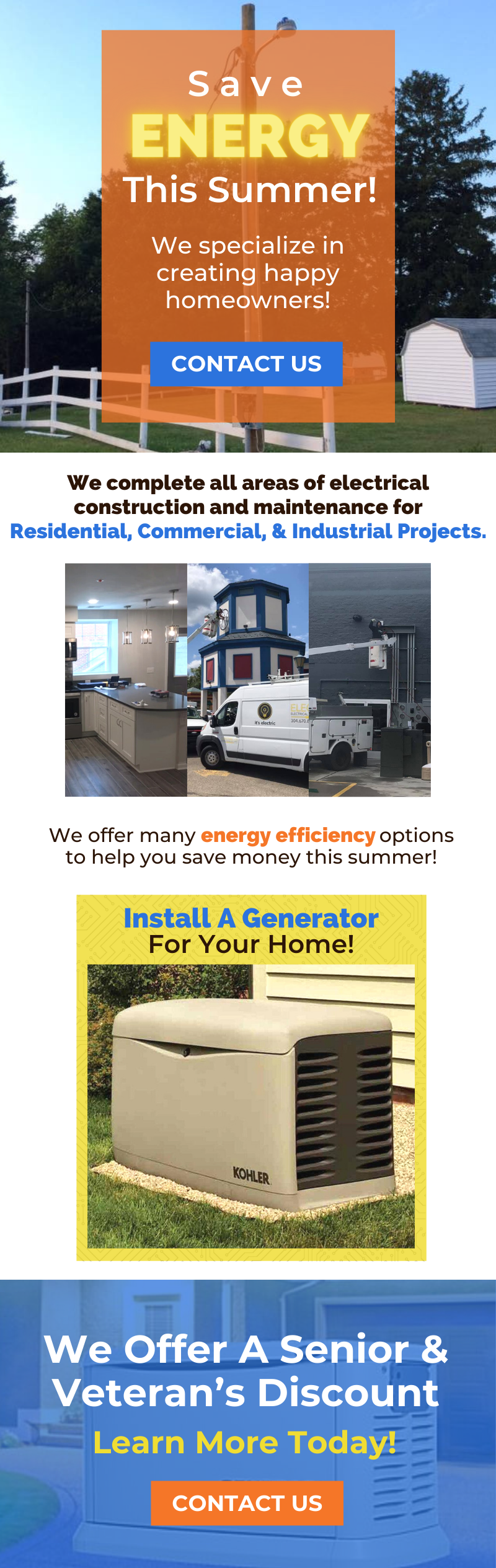 Save Energy This Summer! 3