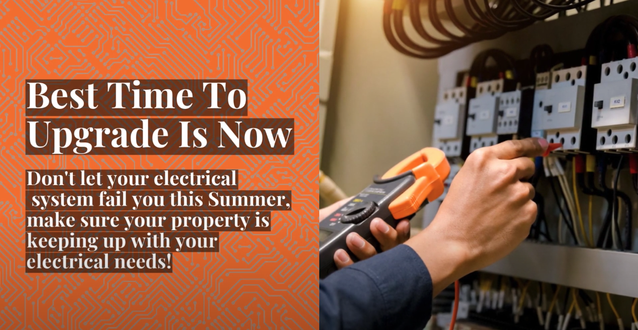 Read more about the article Summer Electrical Services